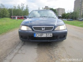 Honda Accord, Sedanas, 1998-12-04 | 2