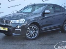BMW X4 M visureigis