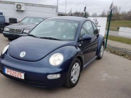 Volkswagen Beetle hečbekas