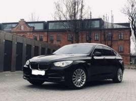 BMW 530 hečbekas