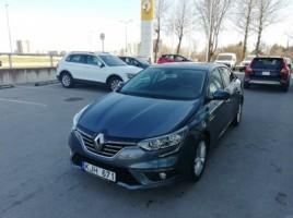 Renault Megane sedanas