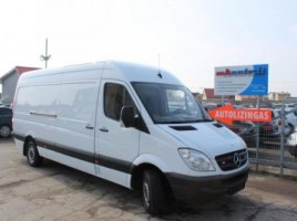 Mercedes-Benz Sprinter, Komercinis, 2012-09 | 1