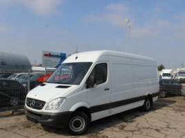 Mercedes-Benz Sprinter, Komercinis, 2012-09 | 0