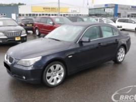 BMW 530, Sedanas, 2007 | 0
