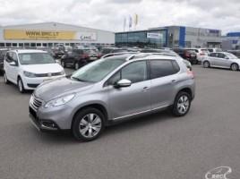 Peugeot 2008 vienatūris