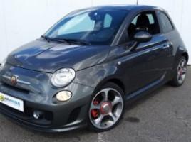 Fiat 500 hečbekas