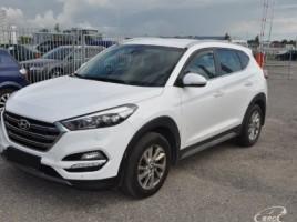Hyundai Tucson внедорожник