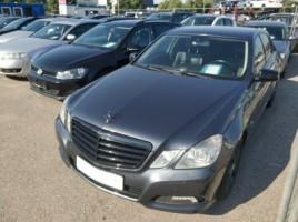 Mercedes-Benz E200 sedanas