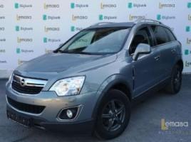 Opel Antara cross-country