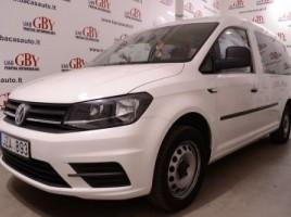 Volkswagen Caddy commercial