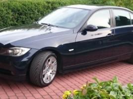 BMW 320, Sedanas, 2008-02-28 | 2