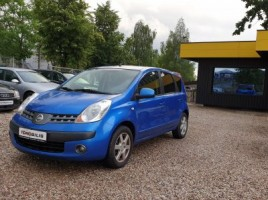 Nissan Note | 1