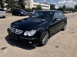 Mercedes-Benz CLK220 | 2