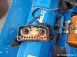 Irus Deltrak, Automotive crusher | 1