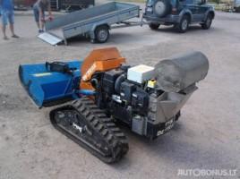 Irus Deltrak, Automotive crusher | 2