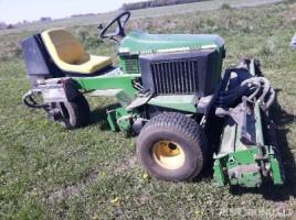 John Deere с газонокосилкой 2653, Tractor | 3