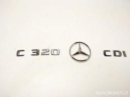 Mercedes-Benz C320, Sedanas, 2010 | 0