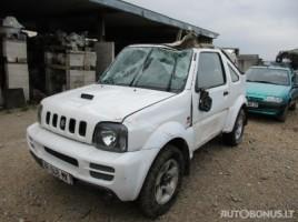 Suzuki Jimny kabrioletas