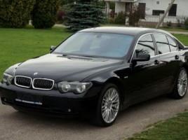 BMW 745 | 1