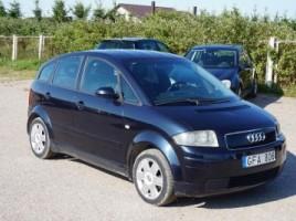 Audi A2 vienatūris