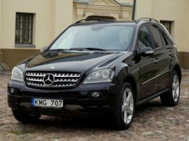 Mercedes-Benz ML280 visureigis