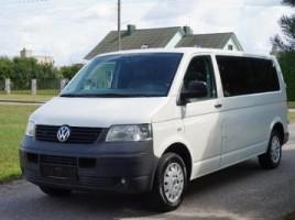 Volkswagen Transporter vienatūris