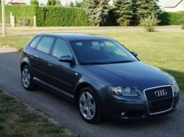 Audi A3, Hečbekas, 2005-06 | 1