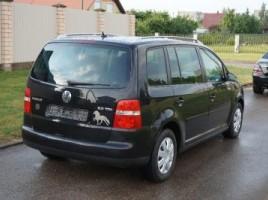 Volkswagen Touran, Vienatūris, 2006-07 | 2