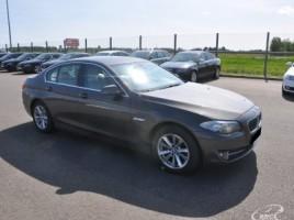 BMW 525, Sedanas, 2012 | 1