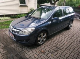 Opel Astra universal