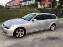 BMW 525, Universal, 2009 | 2