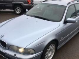 BMW 530, Universalas, 2002 | 1