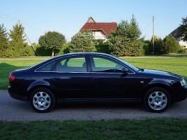 Audi A6, Sedanas, 2002-05 | 3
