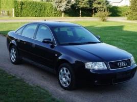 Audi A6, Sedanas, 2002-05 | 2