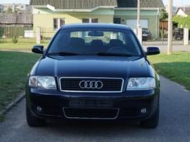 Audi A6, Sedanas, 2002-05 | 1