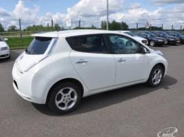 Nissan Leaf, Hečbekas, 2016 | 2