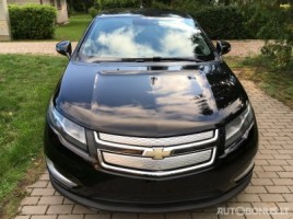 Chevrolet Volt hečbekas
