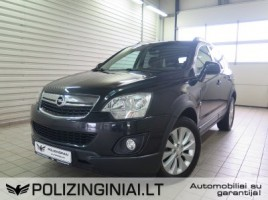 Opel Antara cross-country