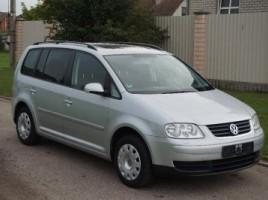 Volkswagen Touran monovolume