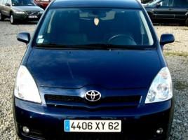 Toyota Corolla Verso, Vienatūris, 2007-07-15 | 1