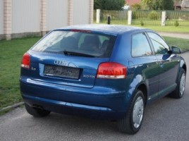 Audi A3, Хэтчбек, 2003-10 | 2