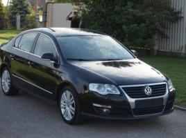 Volkswagen Passat, Sedanas, 2008-11 | 1