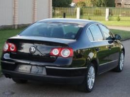 Volkswagen Passat, Sedanas, 2008-11 | 2