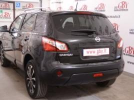 Nissan Qashqai, Внедорожник, 2013-03   2