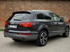 Audi Q7, 3.0 l., visureigis | 2