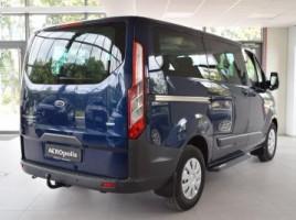 Ford Tourneo Custom, 2.2 l., komercinis | 0