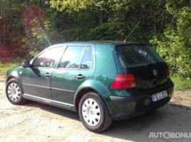 Volkswagen Golf, Hatchback, 1998-04 | 2