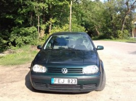 Volkswagen Golf, Hatchback, 1998-04 | 1