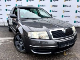 Skoda Superb, Sedanas, 2003 | 3