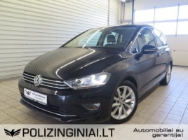 Volkswagen Golf минивэн